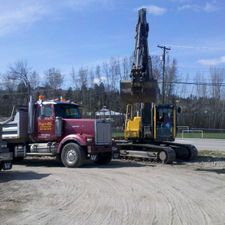 Digg'N 4 U Contracting Ltd equipment
